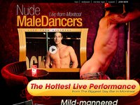 Nude Male Dancers