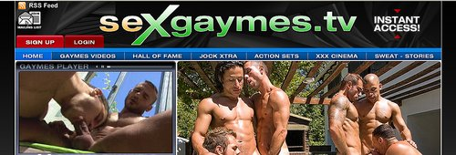 Sex Gaymes